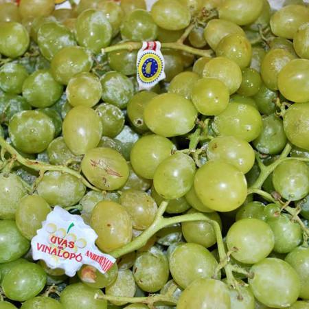 Comprar Uva blanca moscatel online