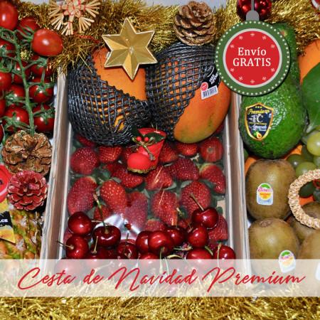 Comprar Cesta de Navidad Premium online