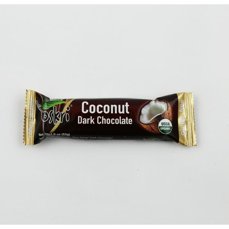 Comprar Barrita con coco y chocolate negro online
