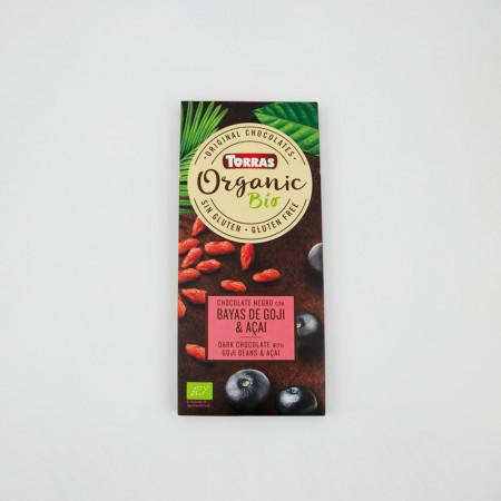 Comprar Chocolate negro con bayas... online